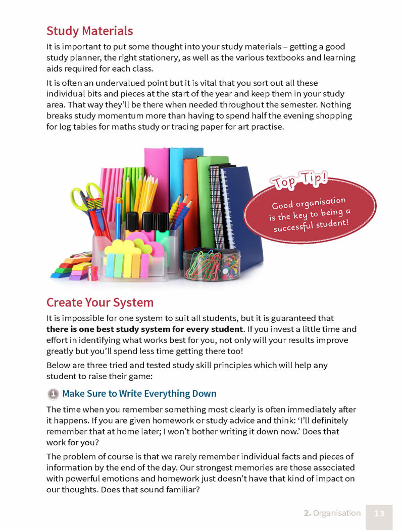 Start here – Leaving Cert Notes and Sample Answers